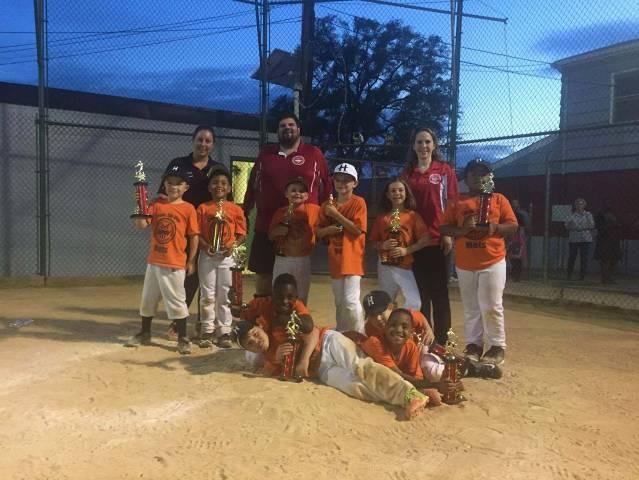 Classic Sub Shop - Mets, 2017 Junior Division Champions