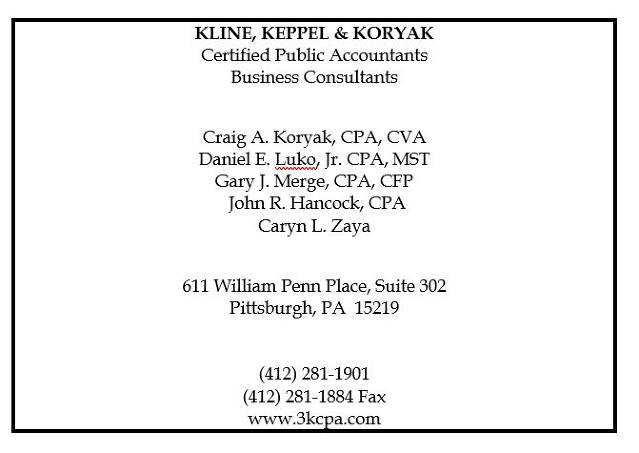 Kline, Keppel & Koryak