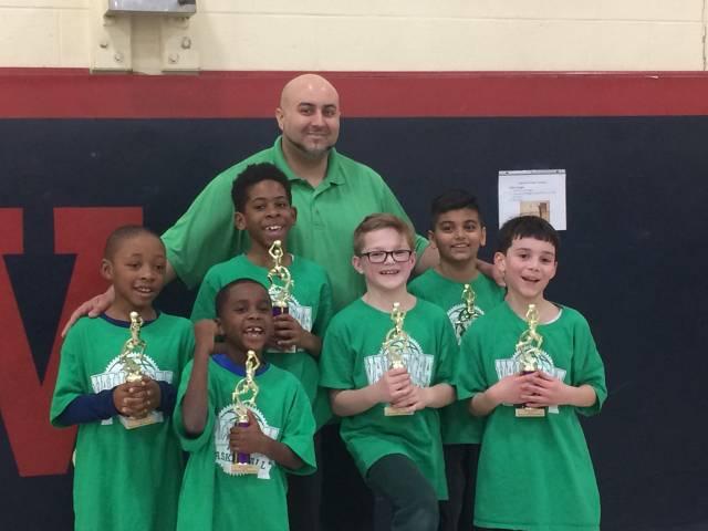 2018-Basketball Instructional Boys
