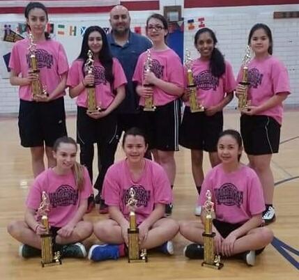 2018-Basketball Sr Girls