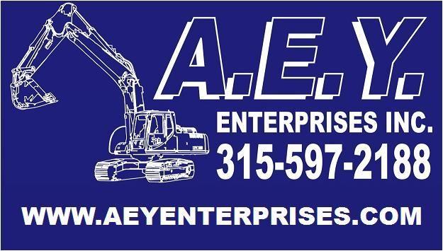 A.E.Y. ENTERPRISES