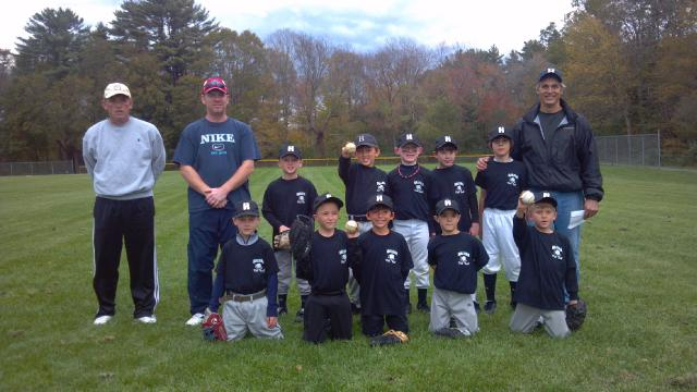2011 Fall Ball - Farm League