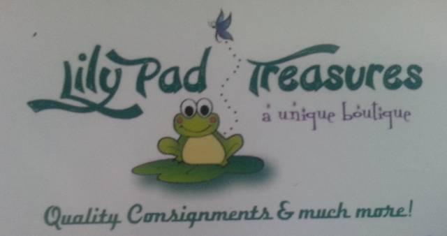 Lily Pad Treasures