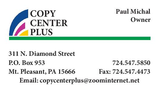 Copy Center Plus