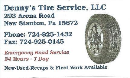 Denny's Tire Service, LLC
