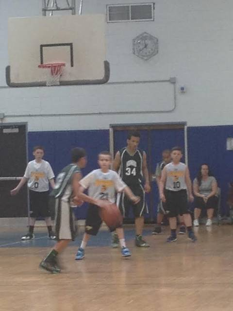 5th Graders Competing at Hammonton Classic