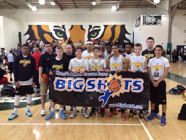 9th Grade Roantree Big Shots DC Certified Champs