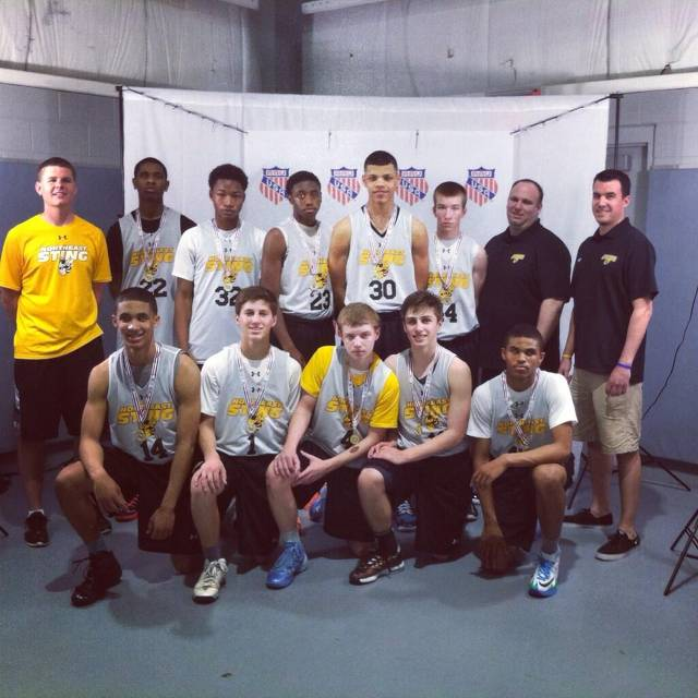 9th Grade Roantree Mid-Atlantic District Champs