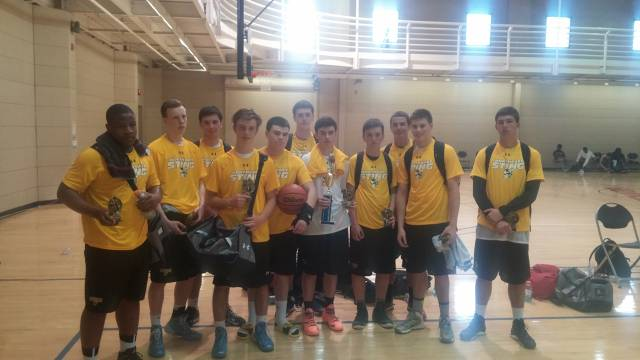 10th Grade Miller May Madness Champs
