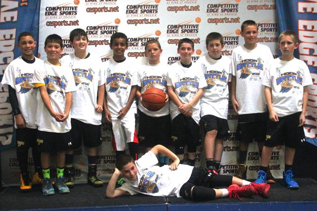 4th Grade Hoop Battle Champs