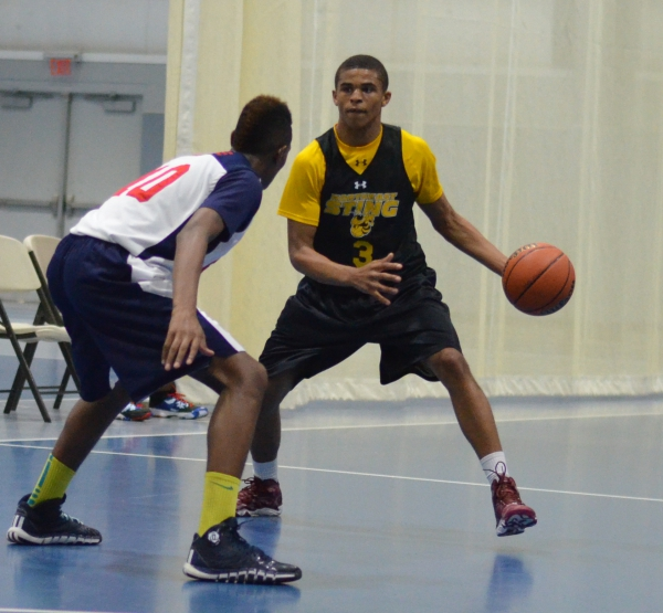 9th Grade Mid-Atlantic Semi-Finals-Tyree Pickron