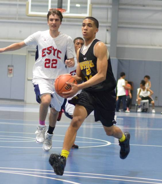 9th Grade Mid-Atlantic Semi-Finals-Marc Rodriguez