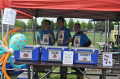 Southridge students earn service learning hours by selling Big Town Hero Sandwiches at Oregon Cup.