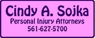 Cindy A Sojka, P.A. , Personal Injury Attorneys