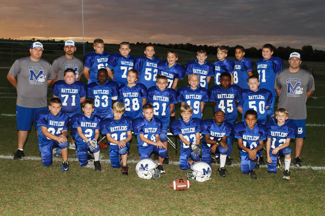 2014 Midland Football Bantam