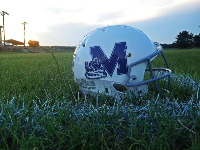 Midland Helmet in Grass