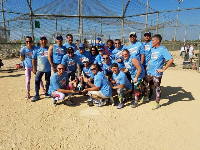 2nd Place Rec 2 - Chicago Blue Ballers