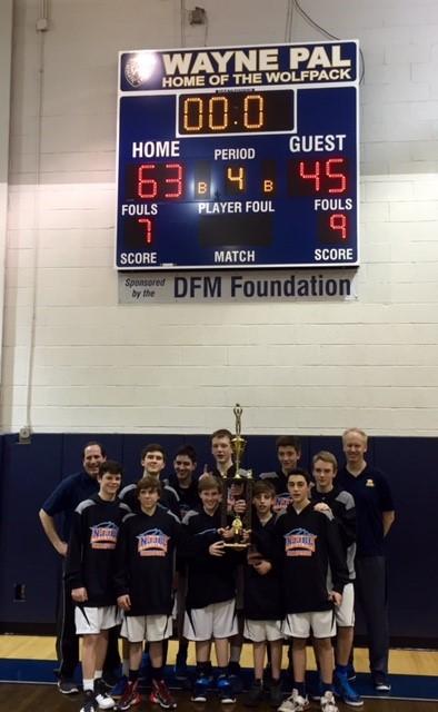8th Grade American Champions - Ramsey