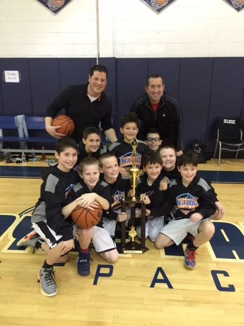 4th Grade American Champions - Upper Saddle River