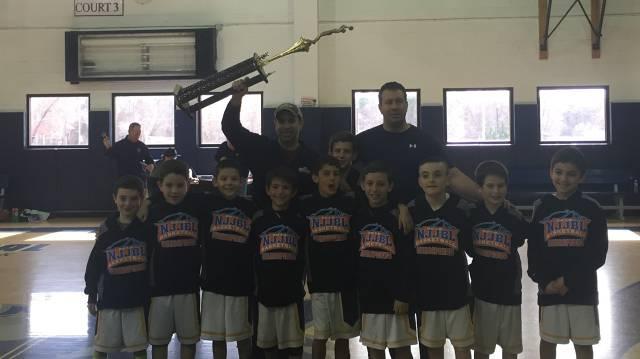 3rd Grade American Champions - Wayne PAL