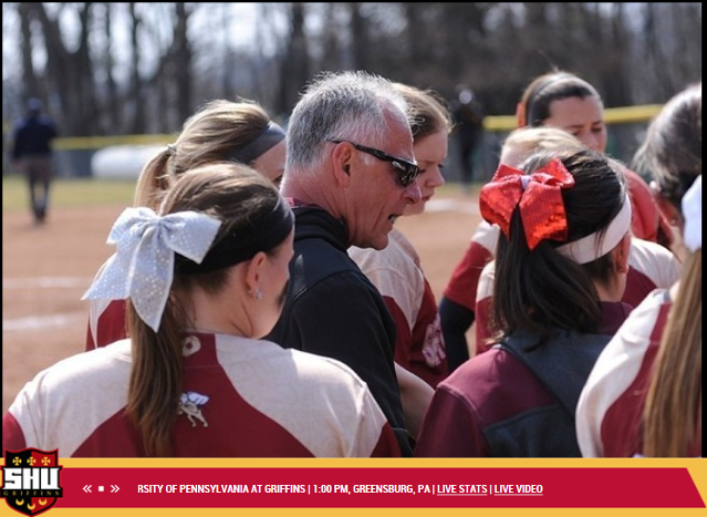 Seton Hill Softball