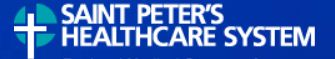 Saint Peter's Healthcare Systems