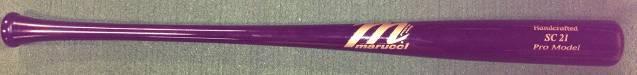 Marucci SC 21 Pro Maple Size 33