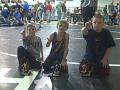 Zane 1st, Jake 3rd, Ethan 1st, Kenny 3rd (not pictured).
