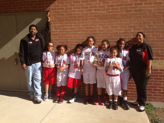 Lady Panthers 2021