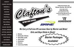 Clafton's Sporting Goods