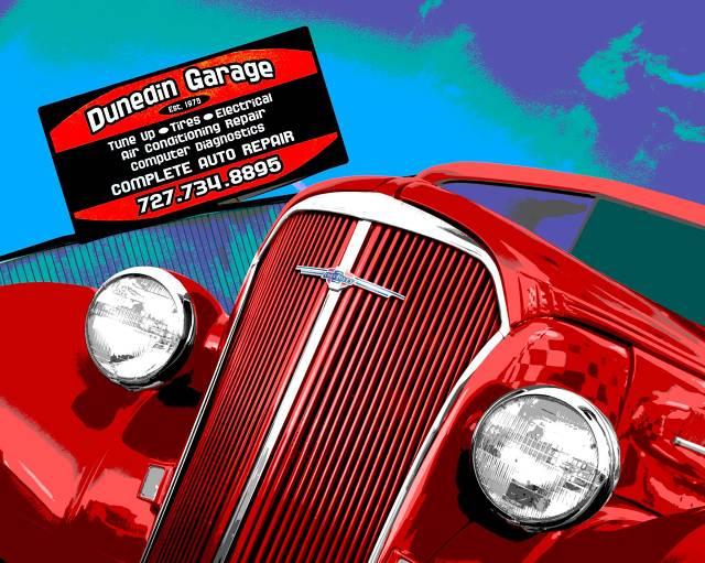 Dunedin Garage