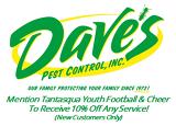 Dave's Pest Control