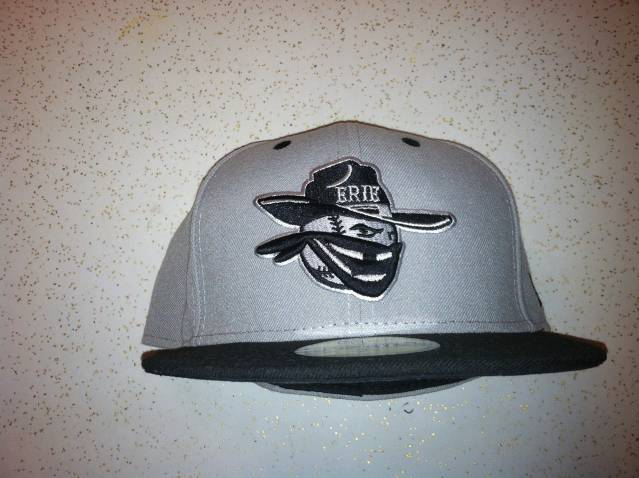 Erie Outlaws 2013 & 2014 Home Hat