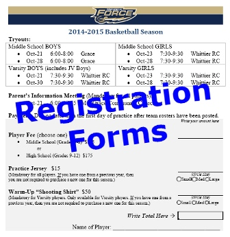 Registration Forms Thumbnail