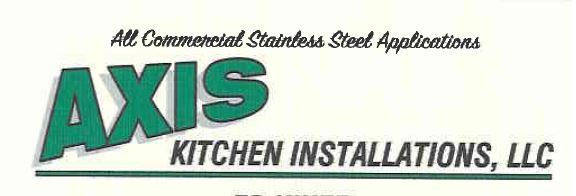 Axis Kitchen Installations LLC