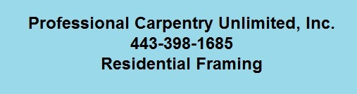 Professional Carpentry Unlimited, Inc.