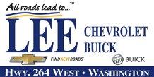 Lee Chevrolet & Buick - Baseball Allstar Sponsor