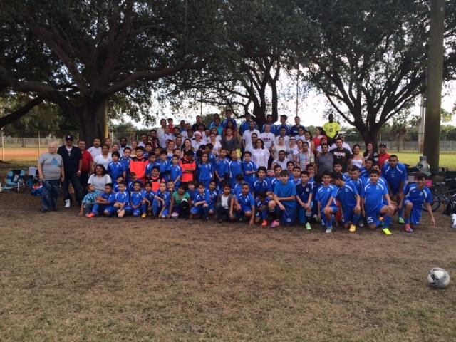 La Familia Lions 2014