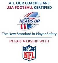 USA Heads Up Football