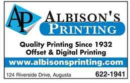 Albison's Printing