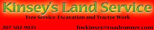 Kinsey's Land Service