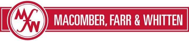 Macomber, Farr & Whitten