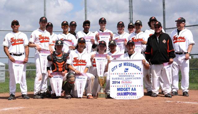 2014 MBA Midget AA City Champions