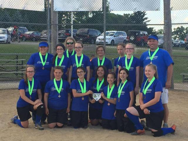 3rd Place Finish Wisconsin Twisters Tournament