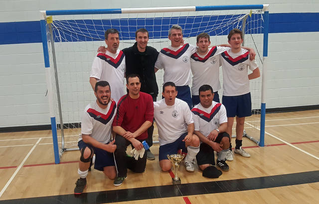 Congratulations to Hanover Olympia for winning the Men's Division 2 Championship