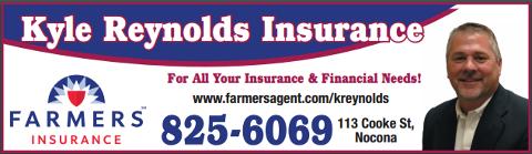 Kyle Renolds Insurance - Farmers