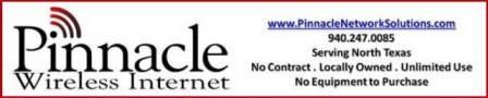 Pinnacle Wireless Network