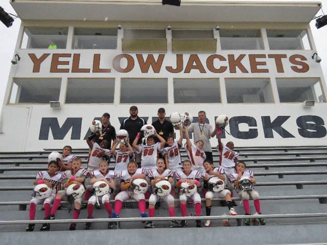 2015 Sophomore YellowJackets
