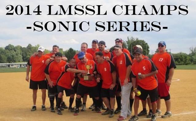 2014 Champs - Sonic Series Coach-Pat Luongo